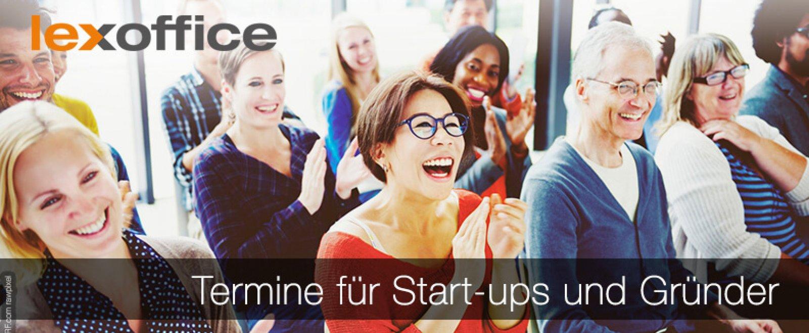 Existenzgründer-, Networking- und Startup Events im Mai 2017