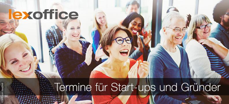 Networking- und Startup-Events für Start-ups und Gründer - Events im August 2017