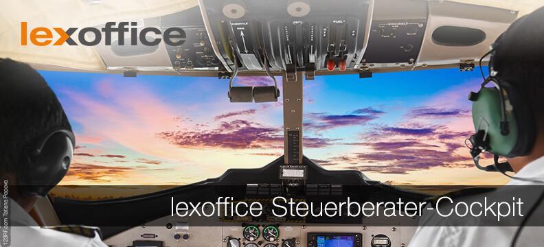 Neu: Das lexoffice Steuerberater-Cockpit für Mandanten und Berater