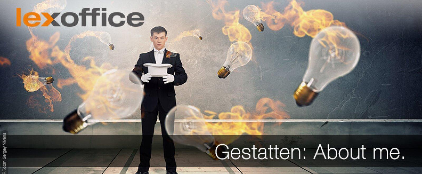 Gestatten: About me. Herausforderung für Selbstständige: Die Selbstdarstellung auf der eigenen Website