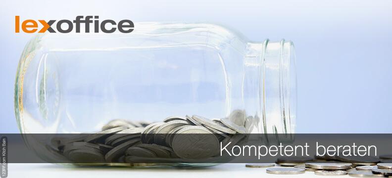 Kompetent beraten - Einkommenssteuer senken mit Hilfe Deines Steuerberaters