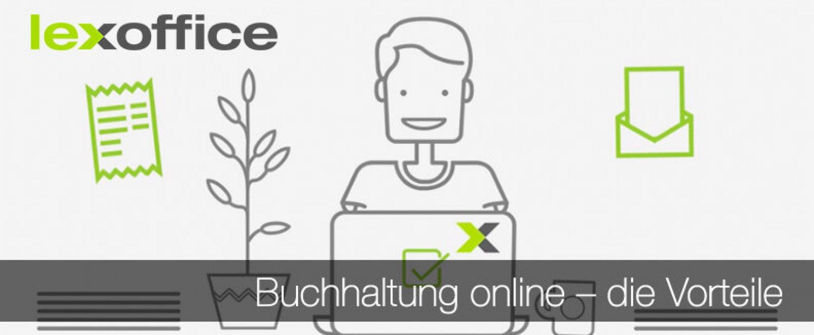 Buchhaltung online - die Vorteile von lexoffice
