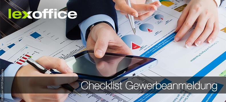 Das must Du wissen: Checklist Gewerbeanmeldung