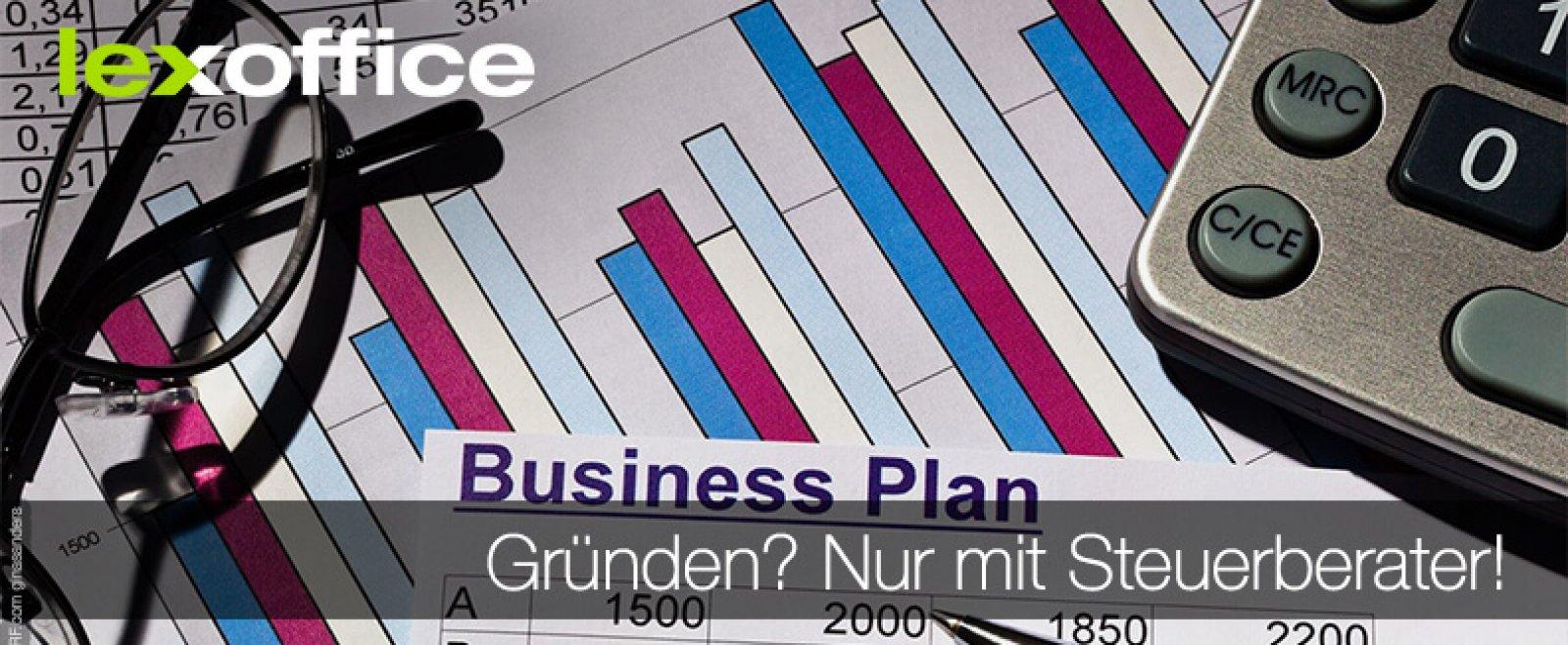 Start-up oder Existenzgründer? Immer nur mit Steuerberater gründen!