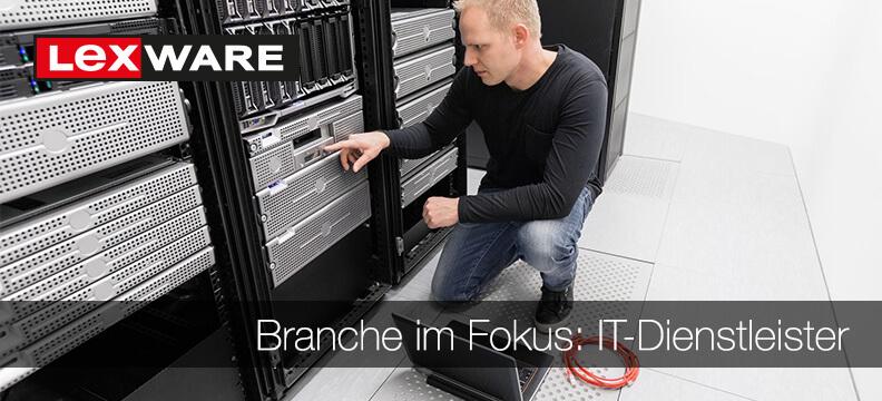 Branche im Fokus: IT-Dienstleister