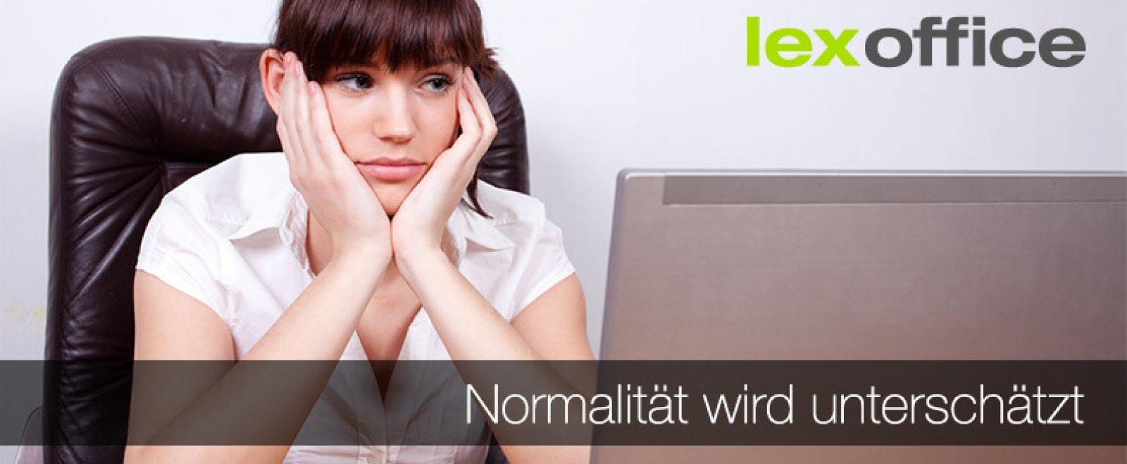 Normalität wird unterschätzt – was wirklich wichtig ist