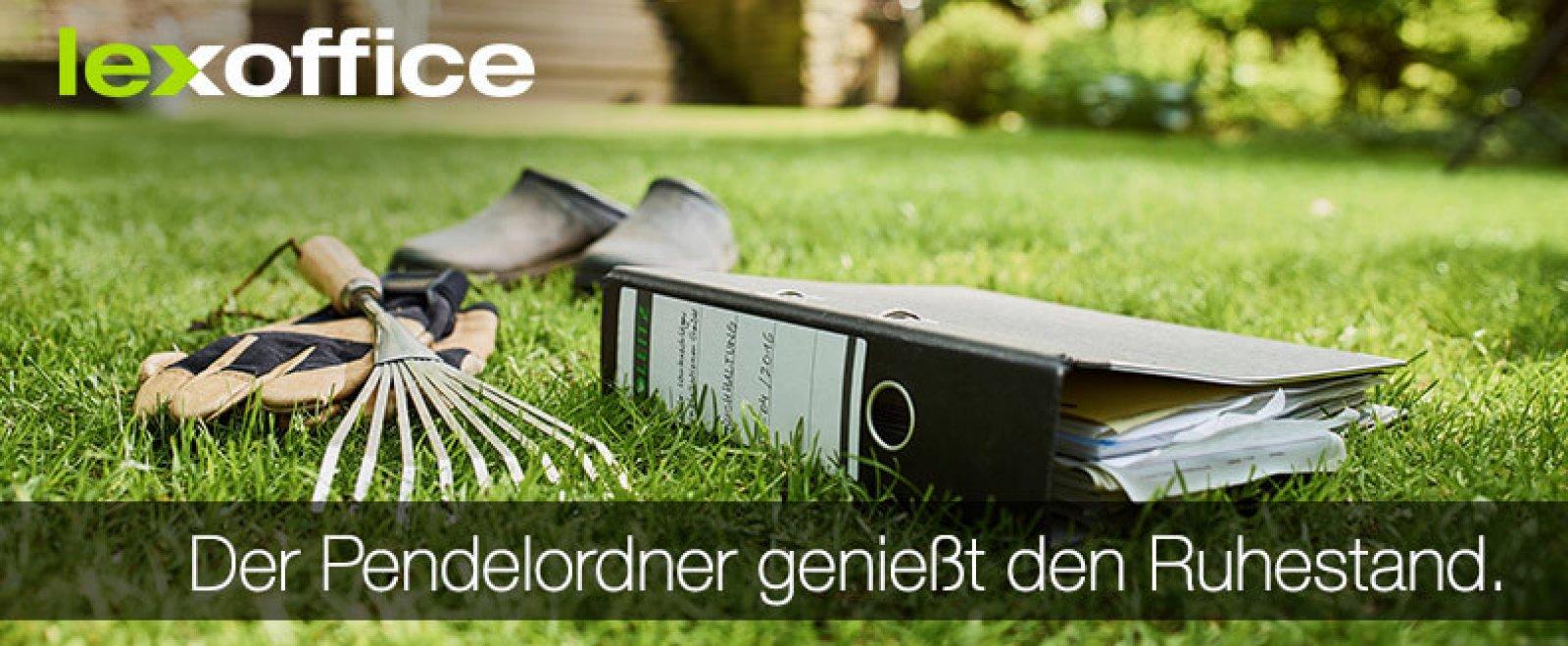 Der Pendelordner genießt den Ruhestand: Gewinnspiel: Den Pendelordner fotografieren und gewinnen