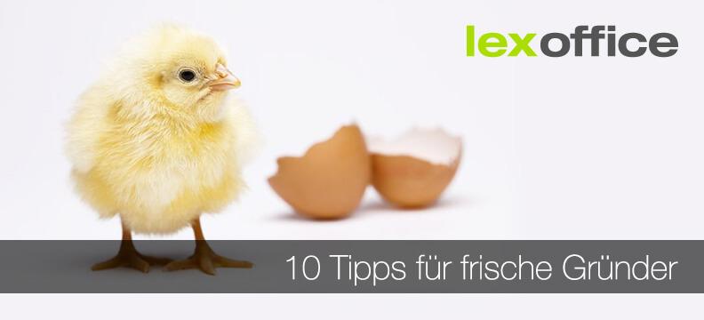 10 Tipps für frische Gründer