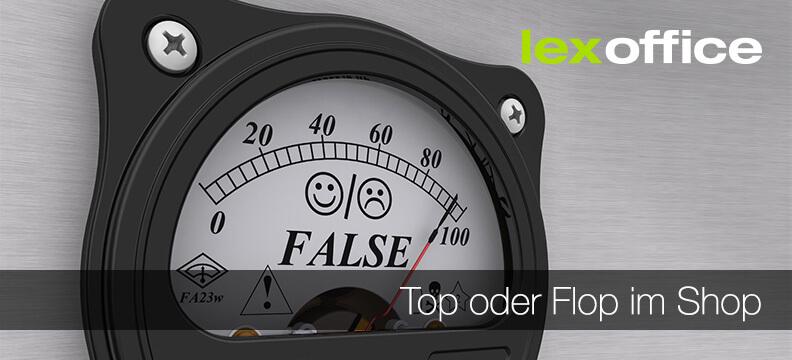 Trotz neuer Produkte, SEO und Zielgruppenanzeigen will einfach niemand kaufen. Shop-Optimierung: Top oder Flop im Shop