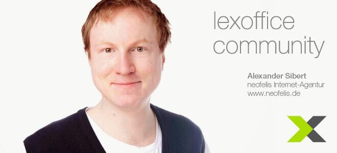 lexoffice Community: User-Interview (9) - Alexander Sibert, Magento Developer Berlin
