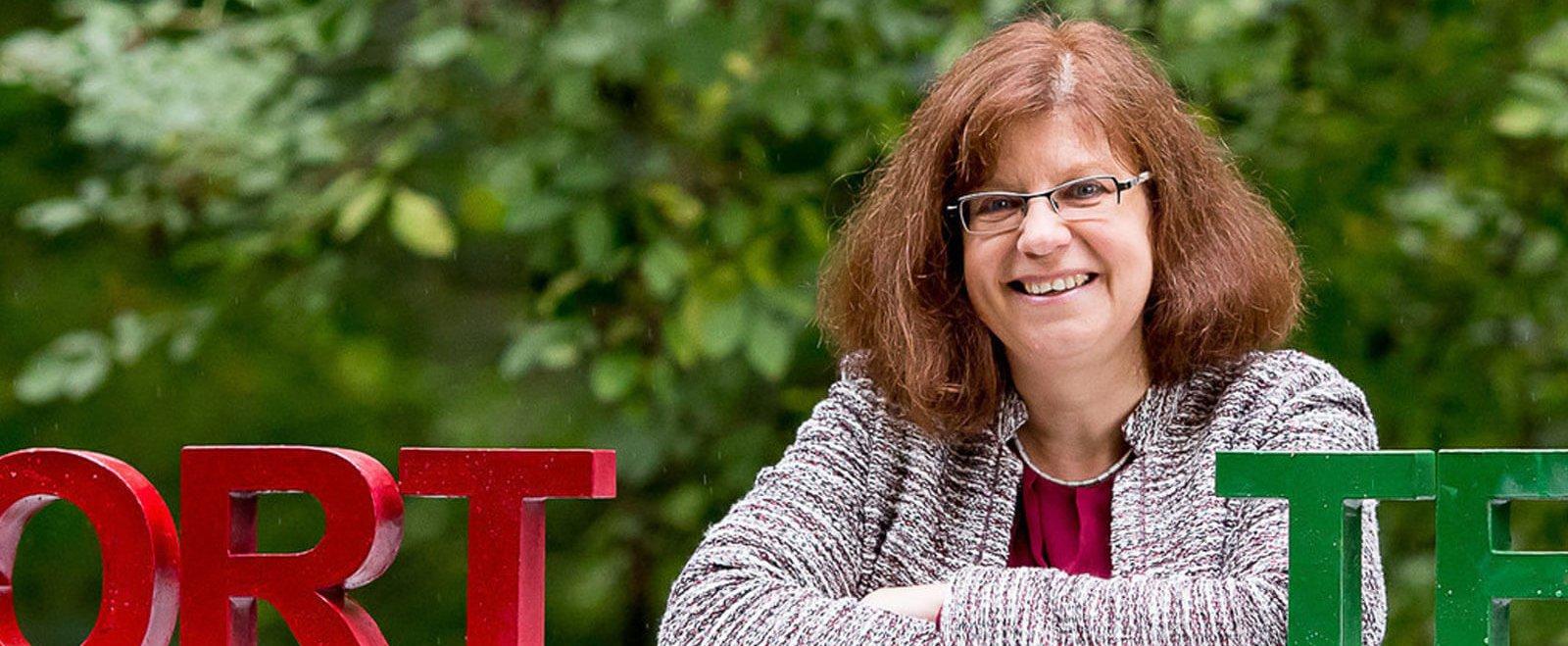 Lektorin, Buchbloggerin und Micro-Bibliotheksbetreiberin: Daniela Dreuth