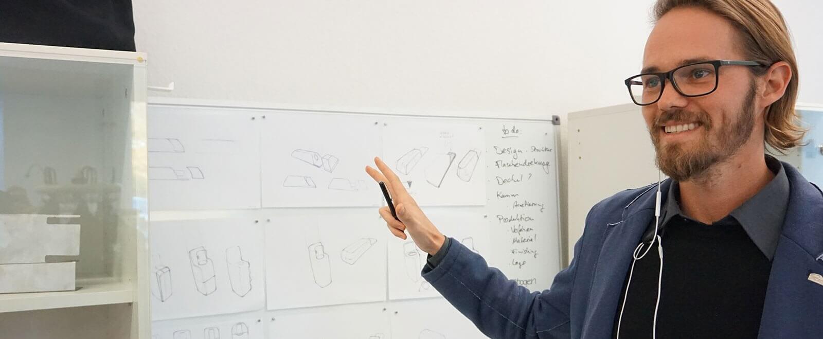 Florian Meise, Geschäftsführer manugoo