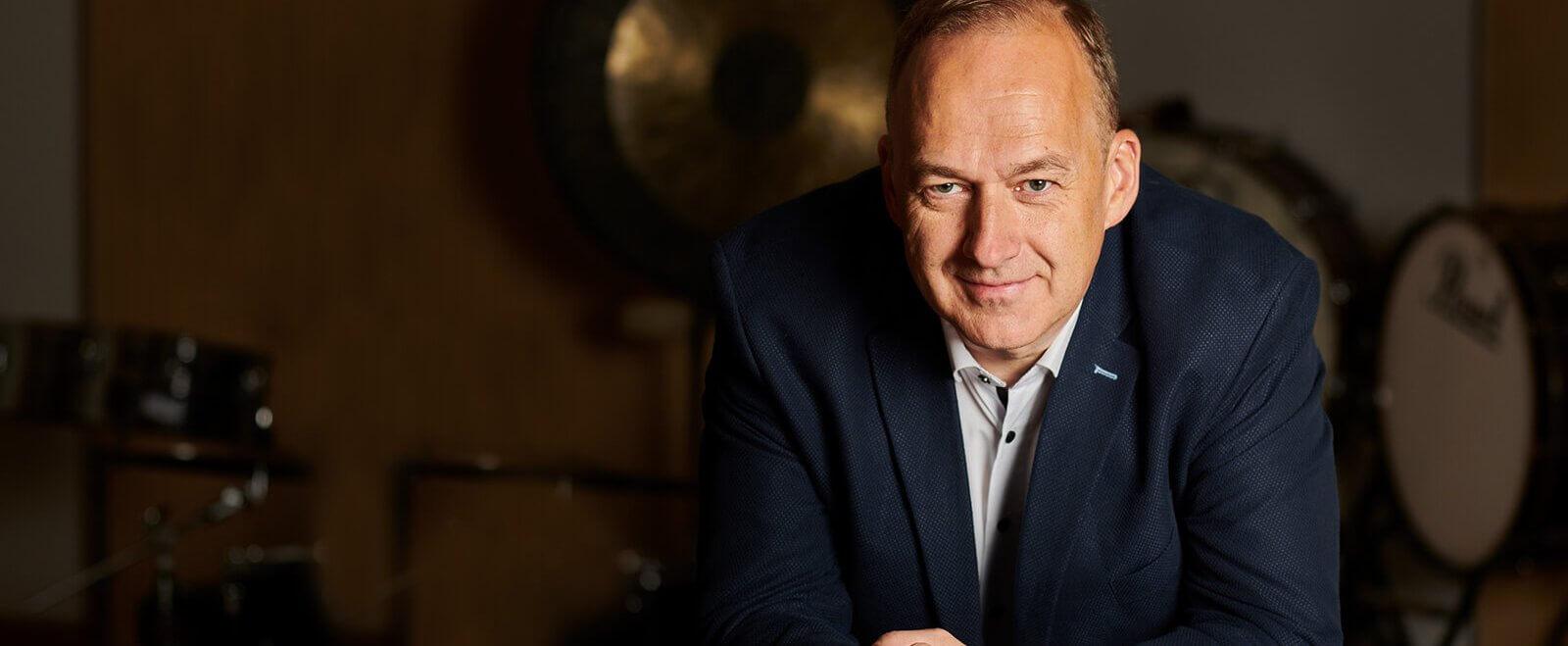 Christoph Karle, Geschäftsführender Präsident des BDB Bund Deutscher Blasmusikverbände e. V
