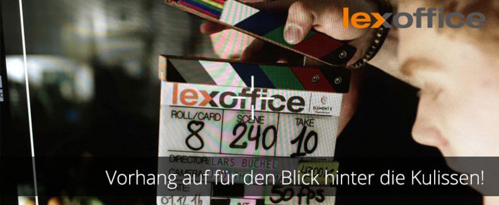"""Der Blick hinter die Kulissen des lexoffice TV Spot """"Küchenschlacht"""""""