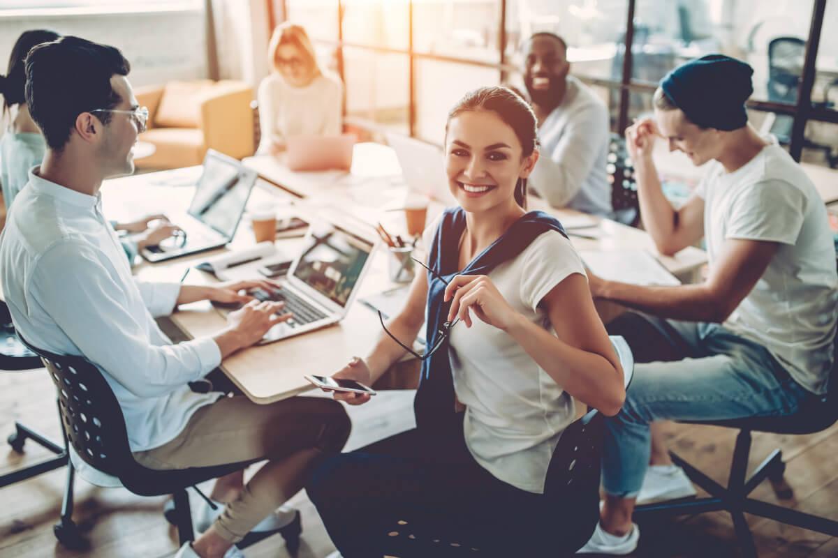Funktionen der Online Lohnabrechnung mit lexoffice: Beschäftigungsarten wie Angestellte, Minijob etc.