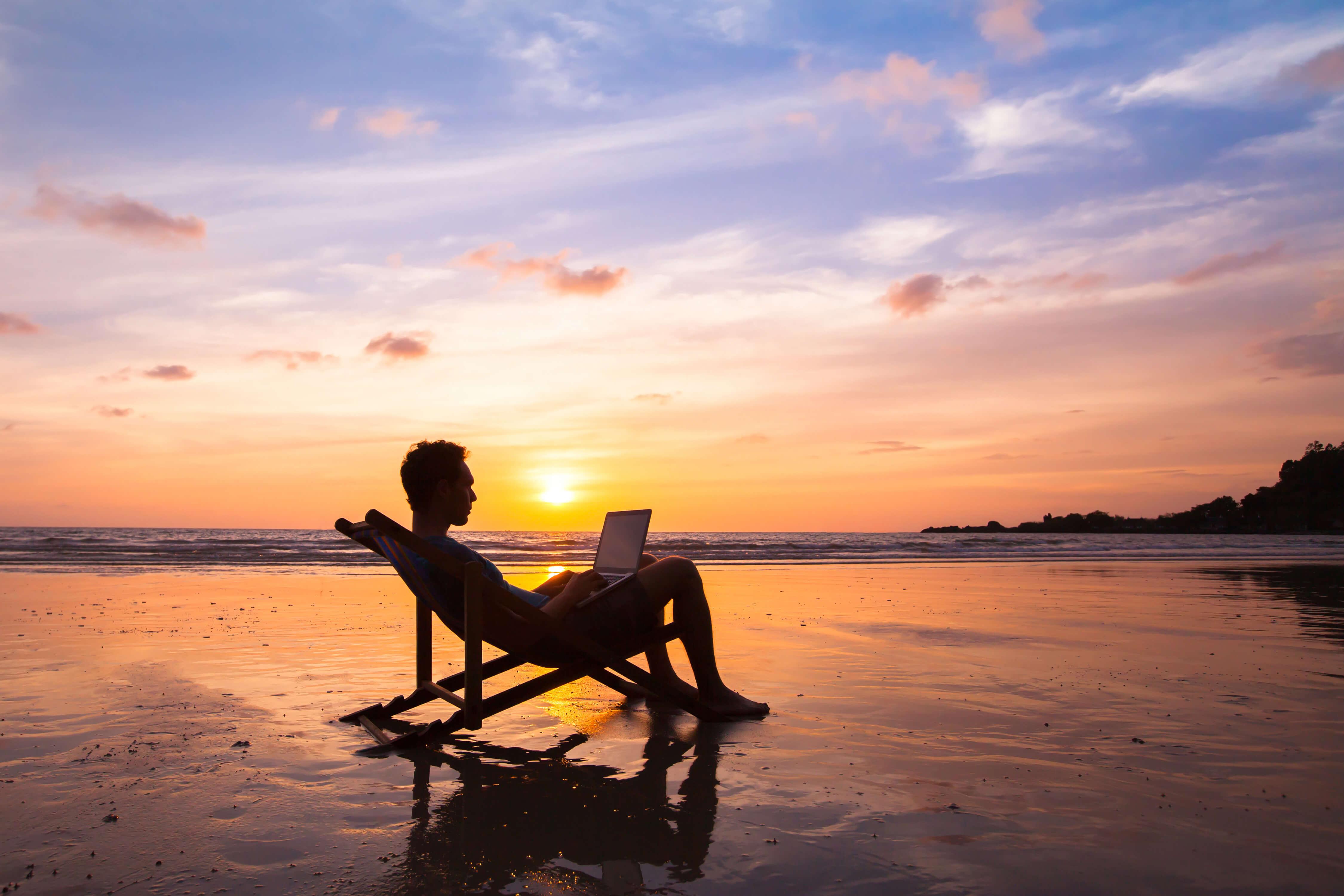 Funktionen der Online Lohnabrechnung mit lexoffice: Abwesenheiten wie Urlaub oder Krankheit