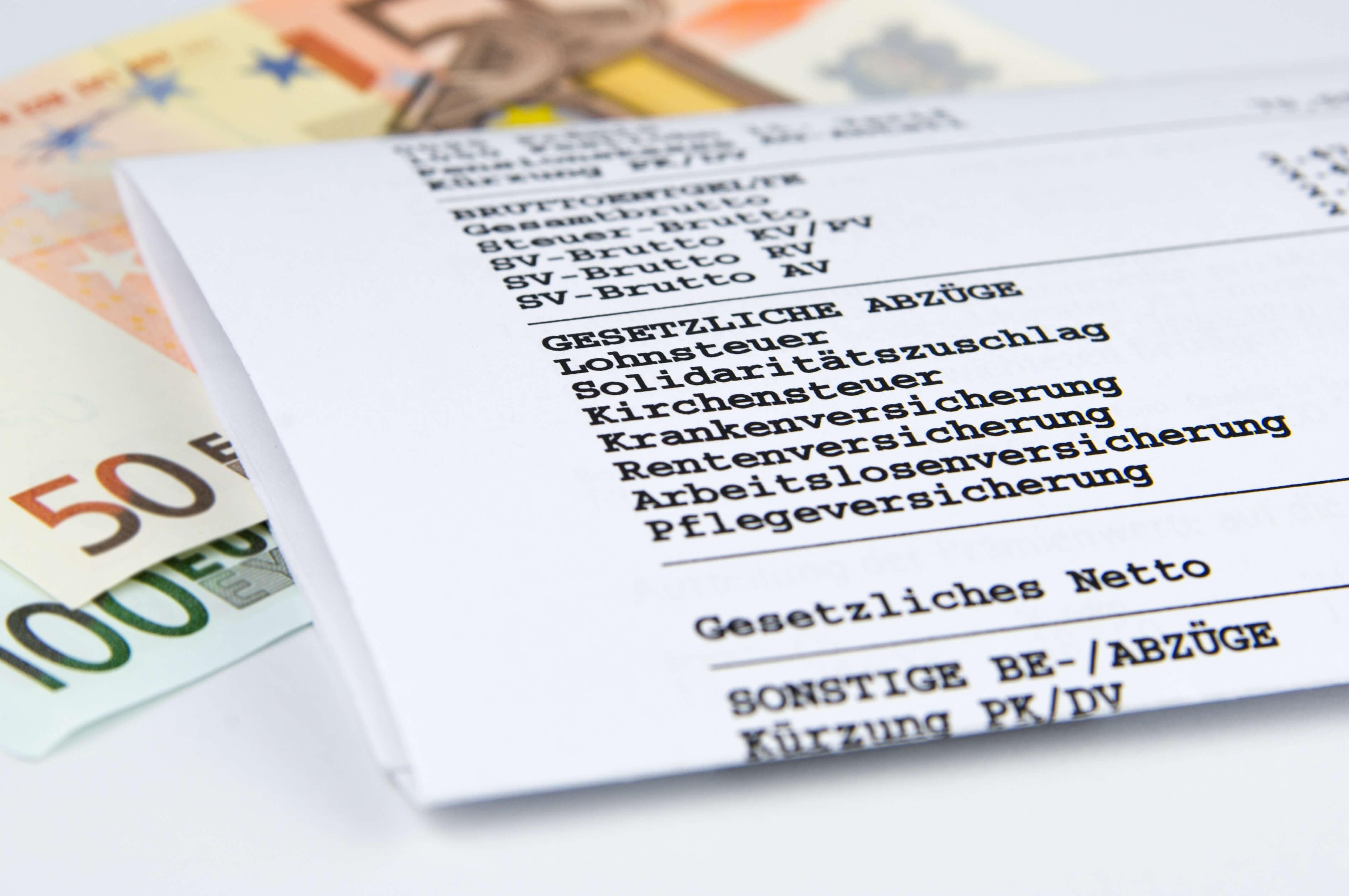 Funktionen der Online Lohnabrechnung mit lexoffice: Dokumente für Arbeitgeber und Mitarbeiter