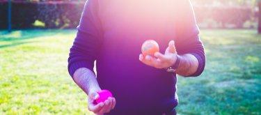 Mehrfachbeschäftigung: Mit mehreren Jobs jonglieren