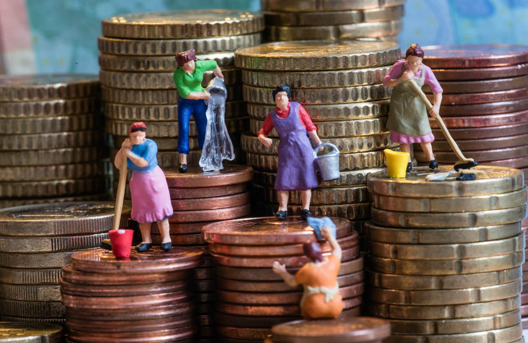 Mindestlohn Erhöhung