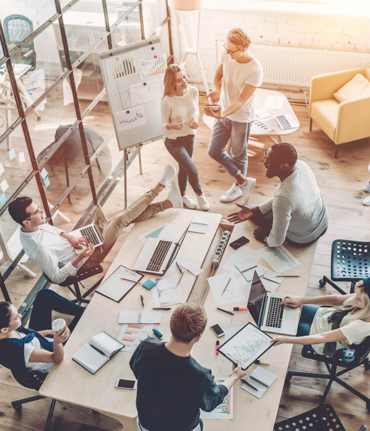 Pünktliche und korrekte Lohnabrechnung ist ein Baustein zur Mitarbeitermotivation.