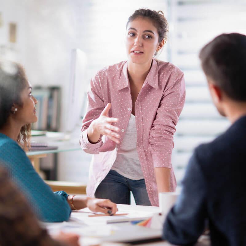 Weiterbildung für Arbeitgeber