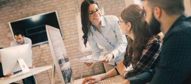 Gegen den Fachkräftemangel: New Work: Neue Arbeitswelt-Konzepte