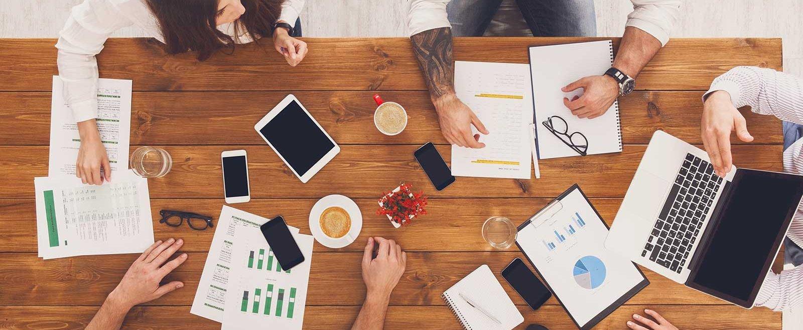 Start-ups und Konzerne können ideale Partner sein