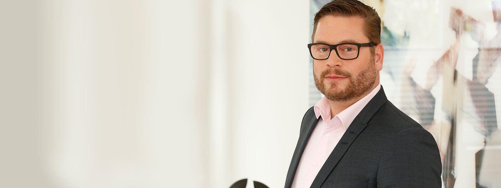 Steffen Hort, geschäftsführender Gesellschafter der Steuerkanzlei Maisenbacher Hort + Partner, im Interview zu New Work in der Steuerbranche