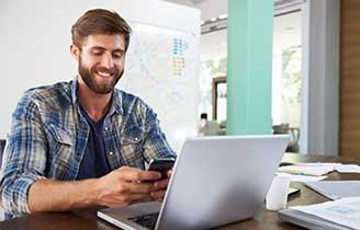 Foto Vorteile für Mandanten lexoffice für Steuerberater das Rechnungsprogramm und Buchhaltungssoftware