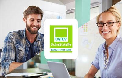 Foto Zusammenarbeit mit DATEVconnect online