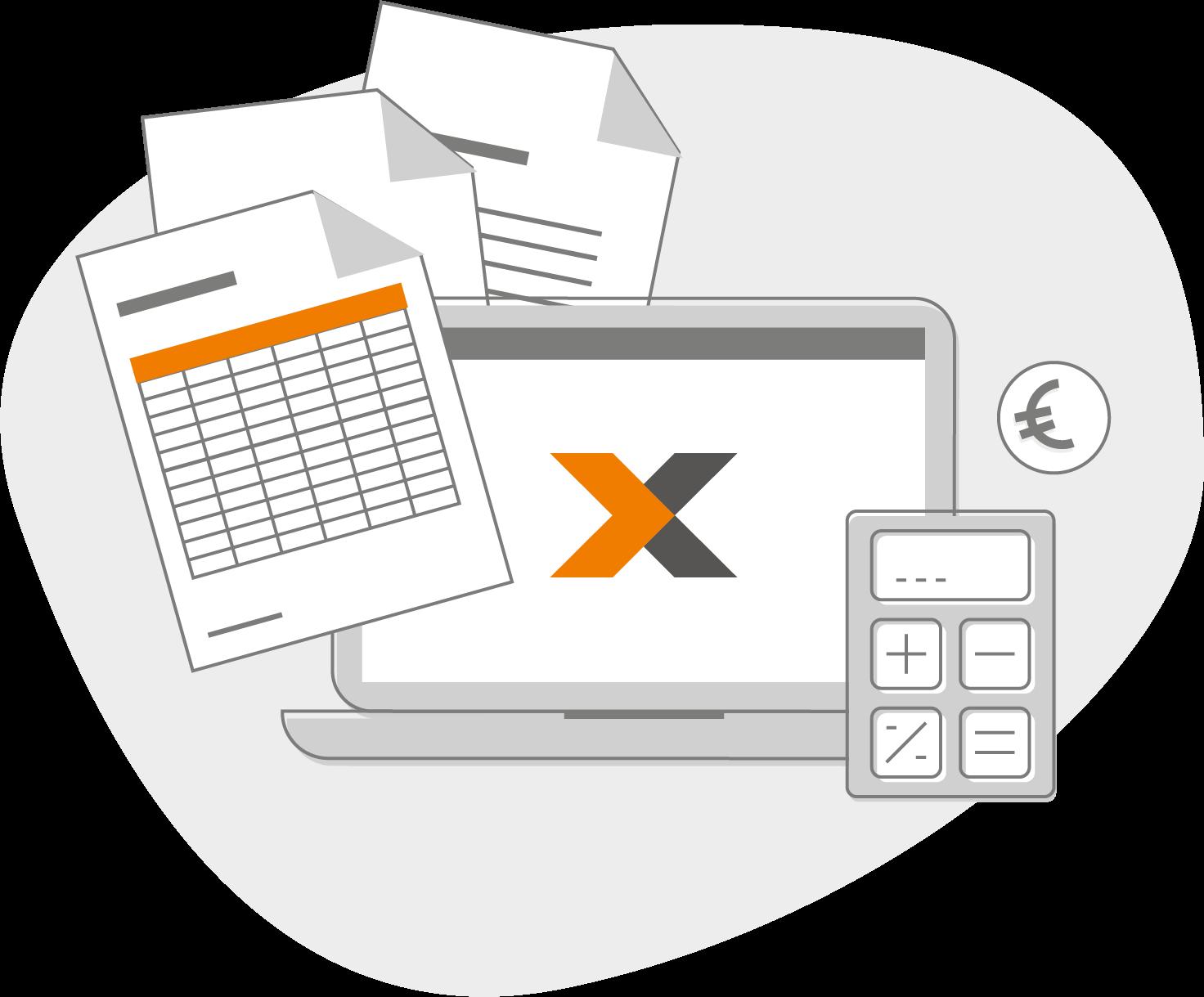 Einnahmen-Überschuss-Rechnung (EÜR) schnell und einfach in lexoffice