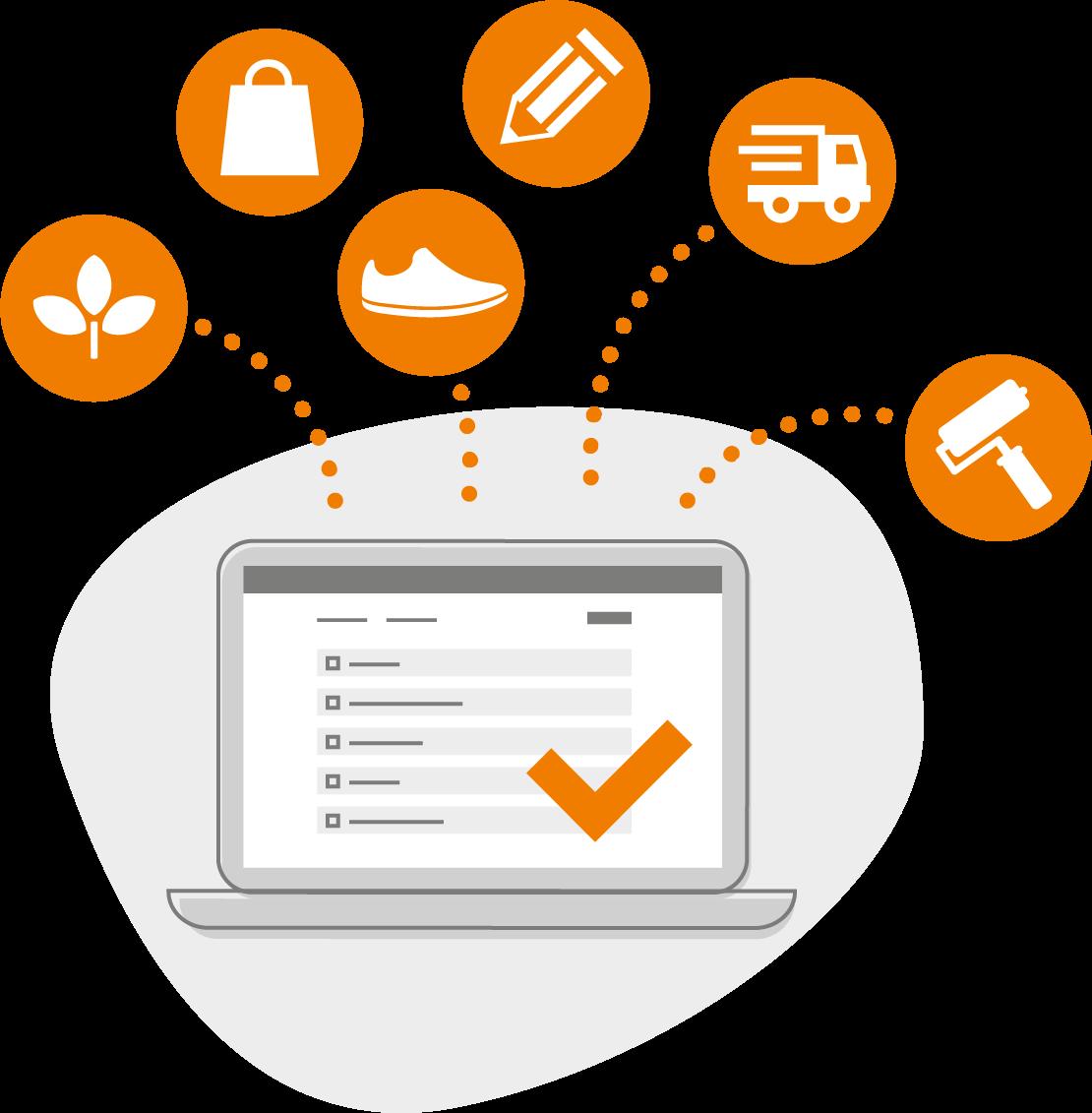 Mit lexoffice Produkte, Services und Leistungen verwalten