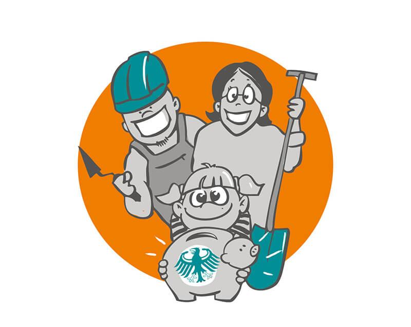 lexoffice – Gesetzliche Änderungen – Baukindergeld – Förderzeitraum bis März 2021 verlängert