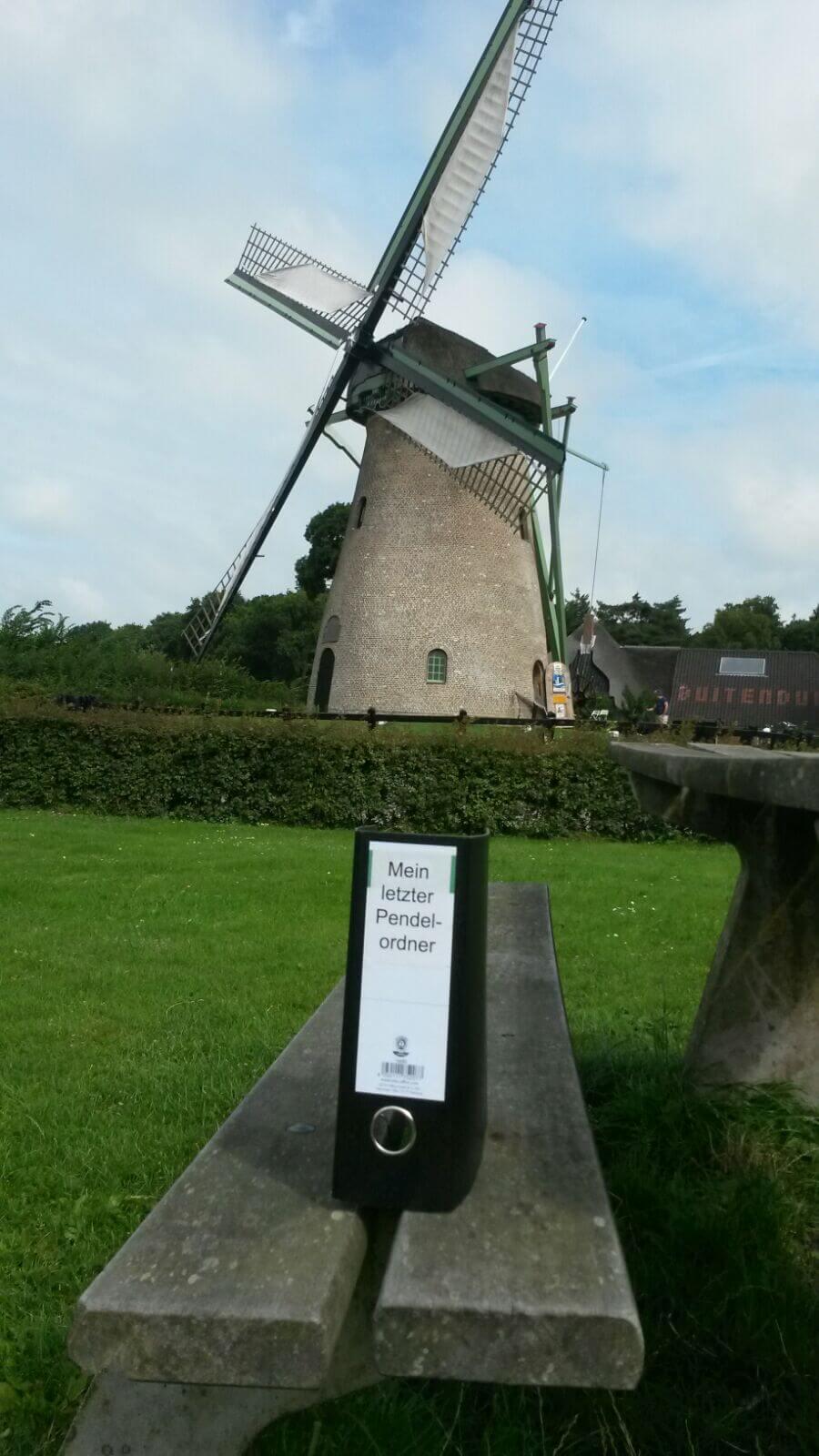 Pendelordner in Holland