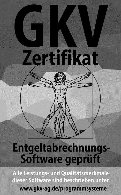 Lohn Wissen GKV-Zertifikat lexoffice Rechnungsprogamm Buchhaltungssoftware