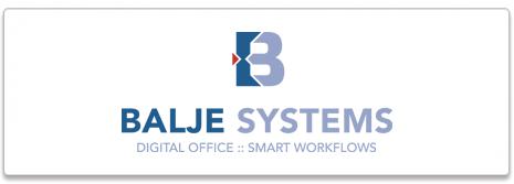 Balje Systems Integrationspartner