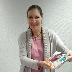 Gastgeberin und Steuerberaterein Kathrin Kotz von UFU e.V.