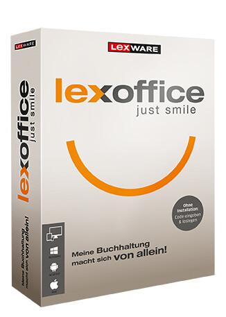 lexoffice Box Buchhaltungsprogramm und Rechnungssoftware