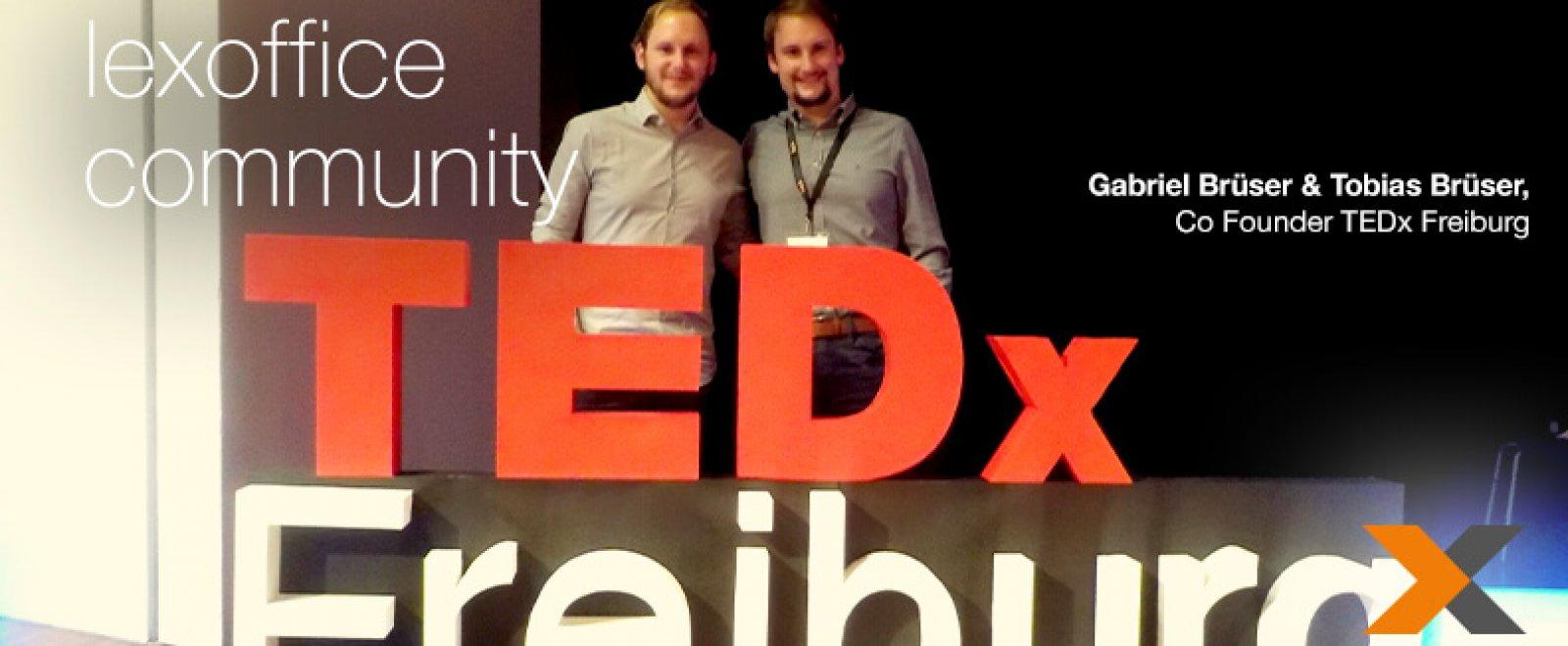Team der TEDx Freiburg