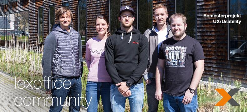 lexoffice Community Semesterprojekt 2017