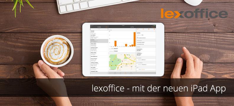 lexoffice-News: Die neue iPad App ist zum Download verfügbar