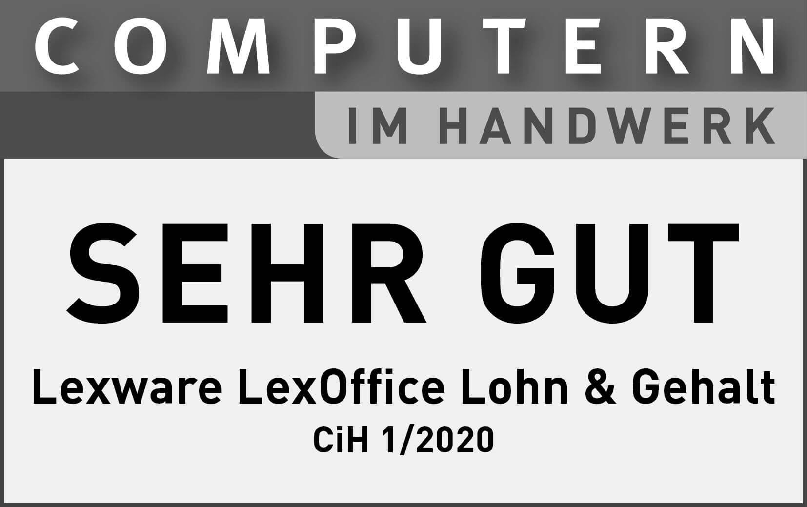 Lohn Computer Handwerk Siegel lexoffice Rechnungsprogramm Buchhaltungssoftware