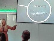 Zukunftsagentin Judith Klups über Megatrends und was diese für die heutige und zukünftige Arbeitswelt bedeuten