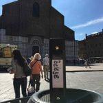Pendelordner in Bologna