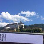 Der Pendelordner in Kufstein in Tirol, Österreich