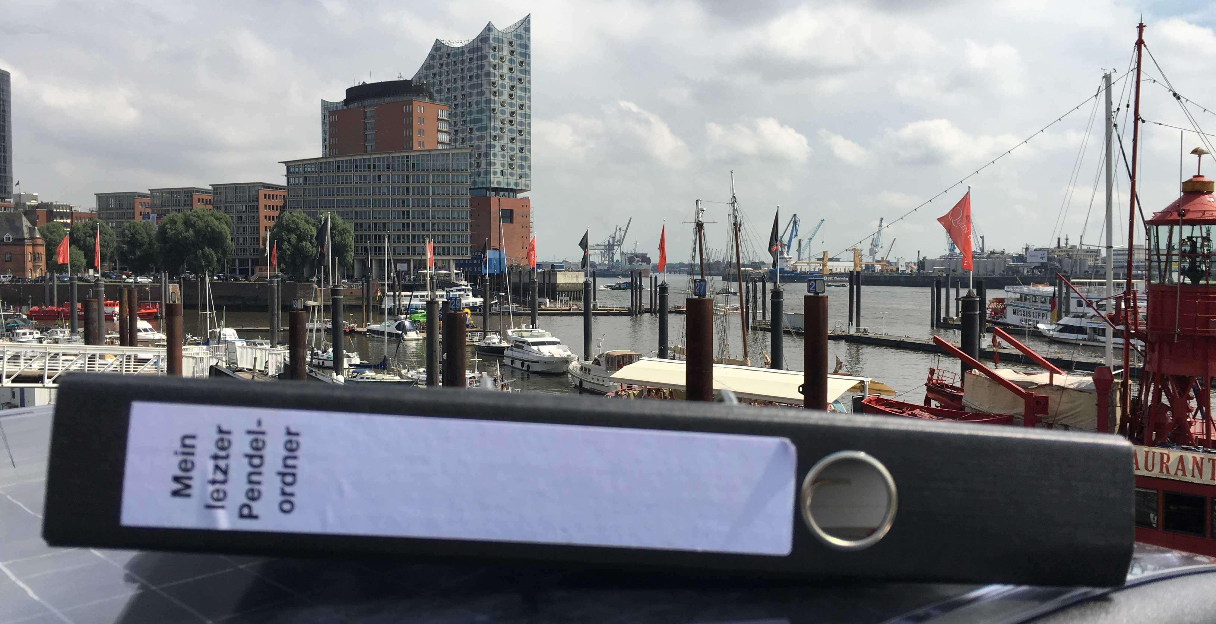 Pendelordner in Rente lexoffice Hamburg