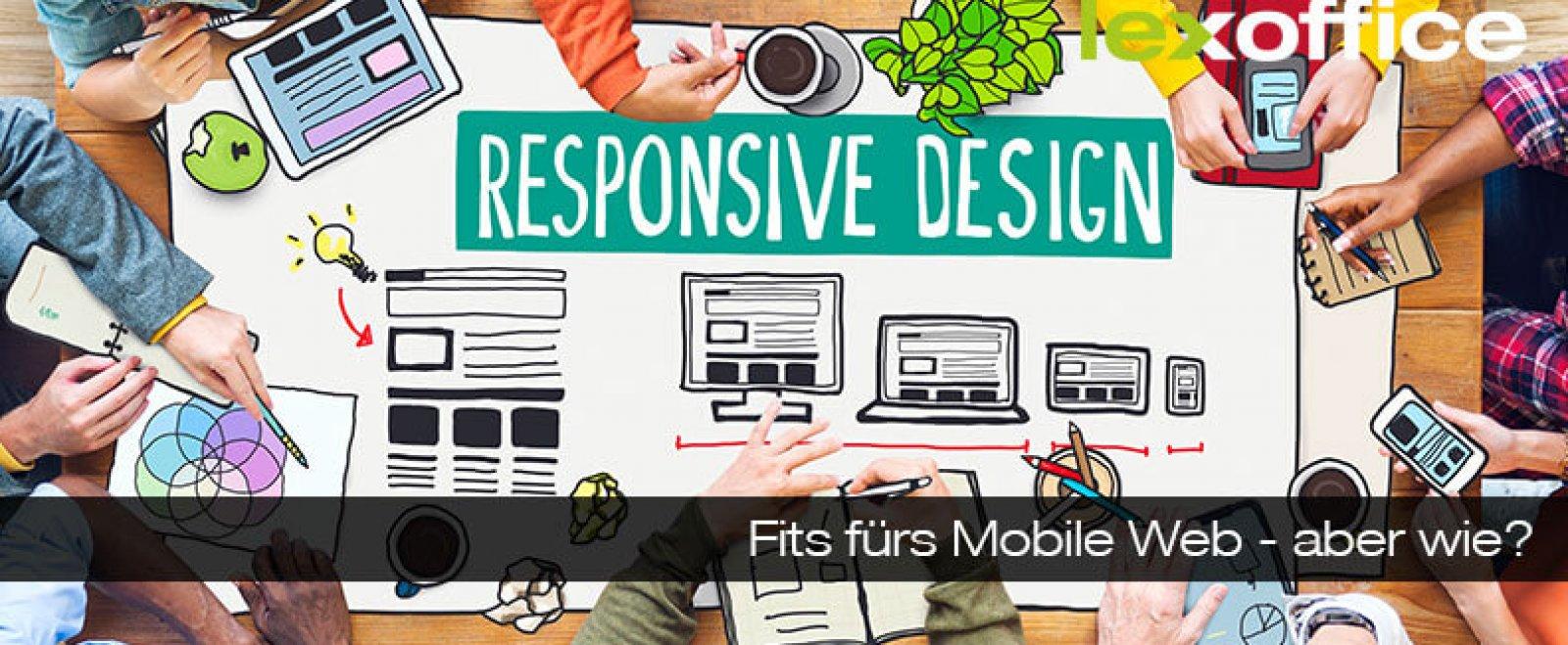 Fits fürs Mobile Web - aber wie?
